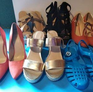 Women Heels And Sandals